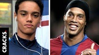 Download El hijo de Ronaldinho, Joao Mendes, ocultó su identidad para ser fichado por el Cruzeiro Video