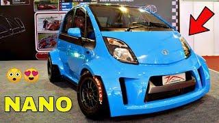 Download Top 10: BEST Modified Tata Nano ! ! ! Video