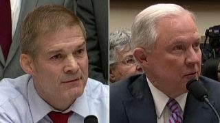 Download Rep. Jordan presses Jeff Sessions to appoint special counsel Video