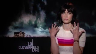 Download Mary Elizabeth Winstead on what scares her and how to act scared... (10 Cloverfield Lane) Video