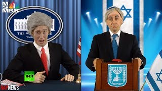 Download Juice Rap News: Israel vs. Palestine (ft. Kerry, Bibi & Norman Finkelstein) Video