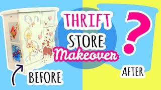 Download Thrift Store Makeover Video