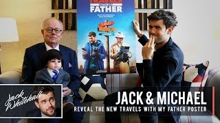 Download Jack Whitehall & His Dad Michael - Travels With My Father Season 2 | Poster Reveal Video