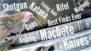 Download Best Magnet Fishing Finds Of All Time Compilation Video