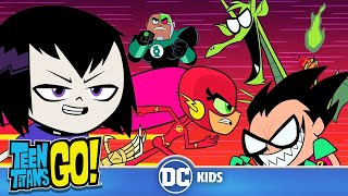 Download Teen Titans Go! | Awesome Compilation & New DCSHG Teaser | DC Kids Video