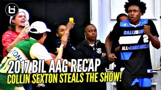 Download Collin Sexton STEALS THE SHOW at 2017 Ballislife All American Game!! B.McCoy Co-MVP! Video