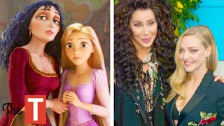 Download 10 Times Celebrities ACCIDENTALLY Twinned With Disney Princesses Video