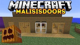 Download Потайные Проходы или Как Обустроить Дом (MALISISDOORS) - Обзор модов Minecraft # 82 Video