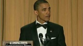 Download President Obama Roasts Donald Trump At White House Correspondents' Dinner! Video
