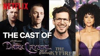 Download Meet The Voices Of The Dark Crystal: Age Of Resistance | Netflix Video