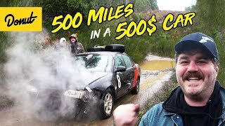 Download 500 Miles in a $500 Car - Gambler 500 | Car Boys Video
