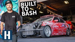 Download Building a Bash Bar Front for the G35. Project Halfshart? Video