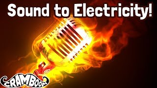 Download Sound to Electricity: How do Microphones and Speakers Work? Video
