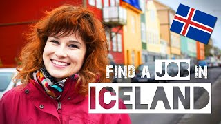 Download How to FIND a JOB in ICELAND | ZuzArt Video