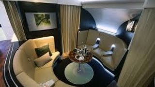 Download Etihad First Class (Apartments) - Sydney to Abu Dhabi (EY 455) - Airbus A380-800 Video
