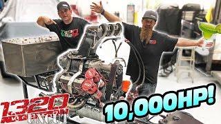 Download 10,000 Horsepower BLENDER! (Summernats:4) Video