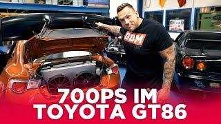 Download 700PS 2JZ im MPS GT86 | Das wird krass! by BBM Video