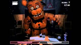 Download How to make Five Nights at Freddy's 2 Jumpscares Not Scary!!! Video