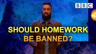 Download Should homework be banned? | The Ranganation - BBC Video