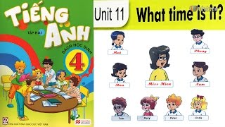 Download Tiếng Anh Lớp 4: UNIT 11 WHAT TIME IS IT - FullHD 1080P Video