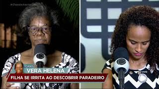 Download Caso Vera Helena: Cidade Alerta encontra idosa e expõe a verdade Video