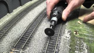 Download Building a Model Railway - Part 3 - Track Laying Video