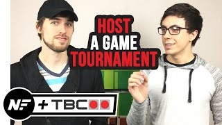 Download How to Host a Gaming Tournament | NF + TBC Video