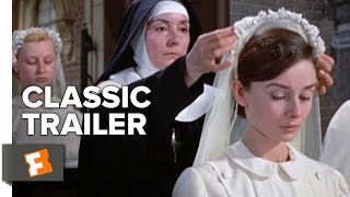 Download The Nun's Story (1959) Official Trailer - Audrey Hepburn, Peter Finch Movie HD Video