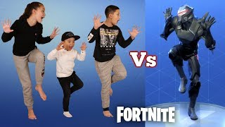 Download FORTNITE DANCE CHALLENGE !! In Real Life With Ckn Toys Video