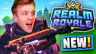 Download My First Game of REALM ROYALE! (New Battle Royale) Video
