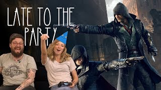 Download Let's Play Assassin's Creed Syndicate - Late to the Party Video