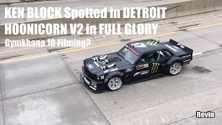 Download Slides & Sounds: Filming GYMKHANA TEN 10 in DETROIT KEN BLOCK w/ HOONICORN V2 Video