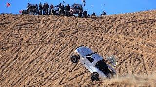 Download 15 Year Old Hucks His LS7 SandTruck in Glamis Dunes Video