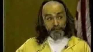Download Charles Manson Epic Answer (Full Answer) Video