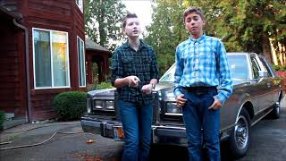 Download A luxury bargain?? 1988 Lincoln Town Car Video