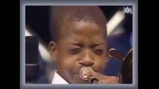 Download Trombone Shorty At Age 13 - 2nd Line Video