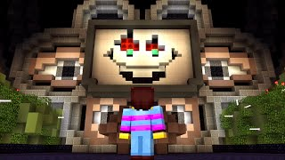 Download OMEGA FLOWEY BOSS FIGHT! Undertale in Minecraft! Video