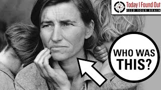 Download Who was the Woman in the Famous Great Depression Photograph? Video