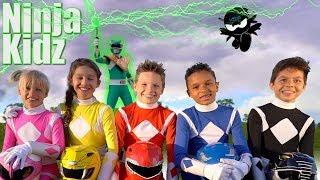 Download POWER RANGERS NINJA KIDZ! | Season 2 Video