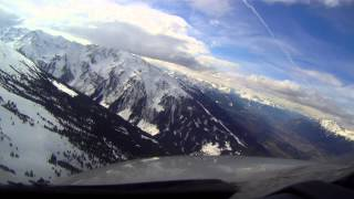 Download ✈Innsbruck Airport - Visual Approach & Landing (Cockpit View) Video