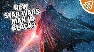 Download Who Is Star Wars Episode 8's New Man In Black? (Nerdist News w/ Jessica Chobot) Video