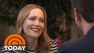 Download Leslie Mann Shares The Real Story Behind Her Marriage To Judd Apatow | TODAY Video