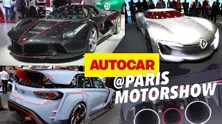 Download Paris Motor Show 2016 - The 14 cars you need to see | Autocar Video