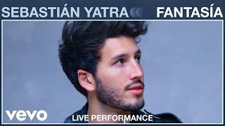 Download Sebastián Yatra - ″Fantasía″ - Live Performance   Vevo (Live) Video