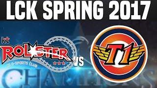 Download KT vs SKT - Game 3 ( BEST GAME EVER ) Faker Zed - LCK SPRING 2017 Week 6 Day 3 | Be Challenger Video