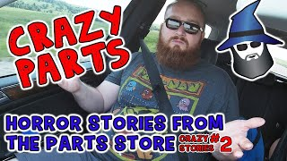 Download The CAR WIZARD's Top 5 Crazies Stories from the Parts Store Video