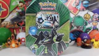 Download Opening A Pokemon Zygarde EX Tin!! Video