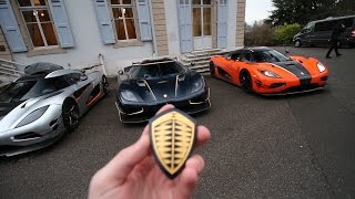 Download Somehow I found myself in a Koenigsegg Agera RS Video