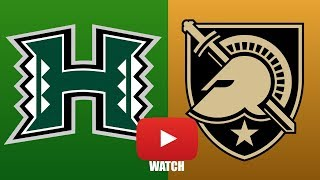 Download Hawaii vs Army Week 3 Full Game Highlights (HD) Video
