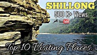 Download Shillong Top 10 Tourist Places   Meghalaya Tourism Video